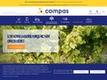 Jardinage Champagne-Ardennes : compas-market