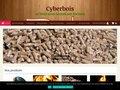 Achetez votre bois de chauffage en ligne : Cyberbois