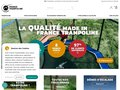 Boutique de trampolines : France Trampoline