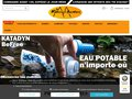 Boutique de matériel pour l'aventure : Matériel-Aventure