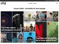 Site Internet d'information insolite : PauseCafein