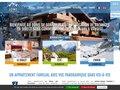 Location de vacances à Pralognan la Vanoise : Chalet du Dôme des Sonnailles